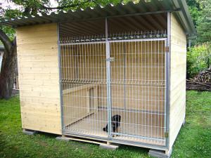 kotec pro psa 300x225 Vyrábíme kotce, pivní sety, zahradní nábytek