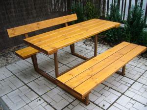pivni set 300x225 Vyrábíme kotce, pivní sety, zahradní nábytek